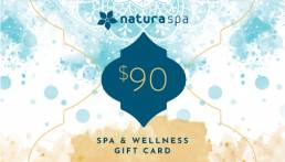 Natura Spa New York Gift Card